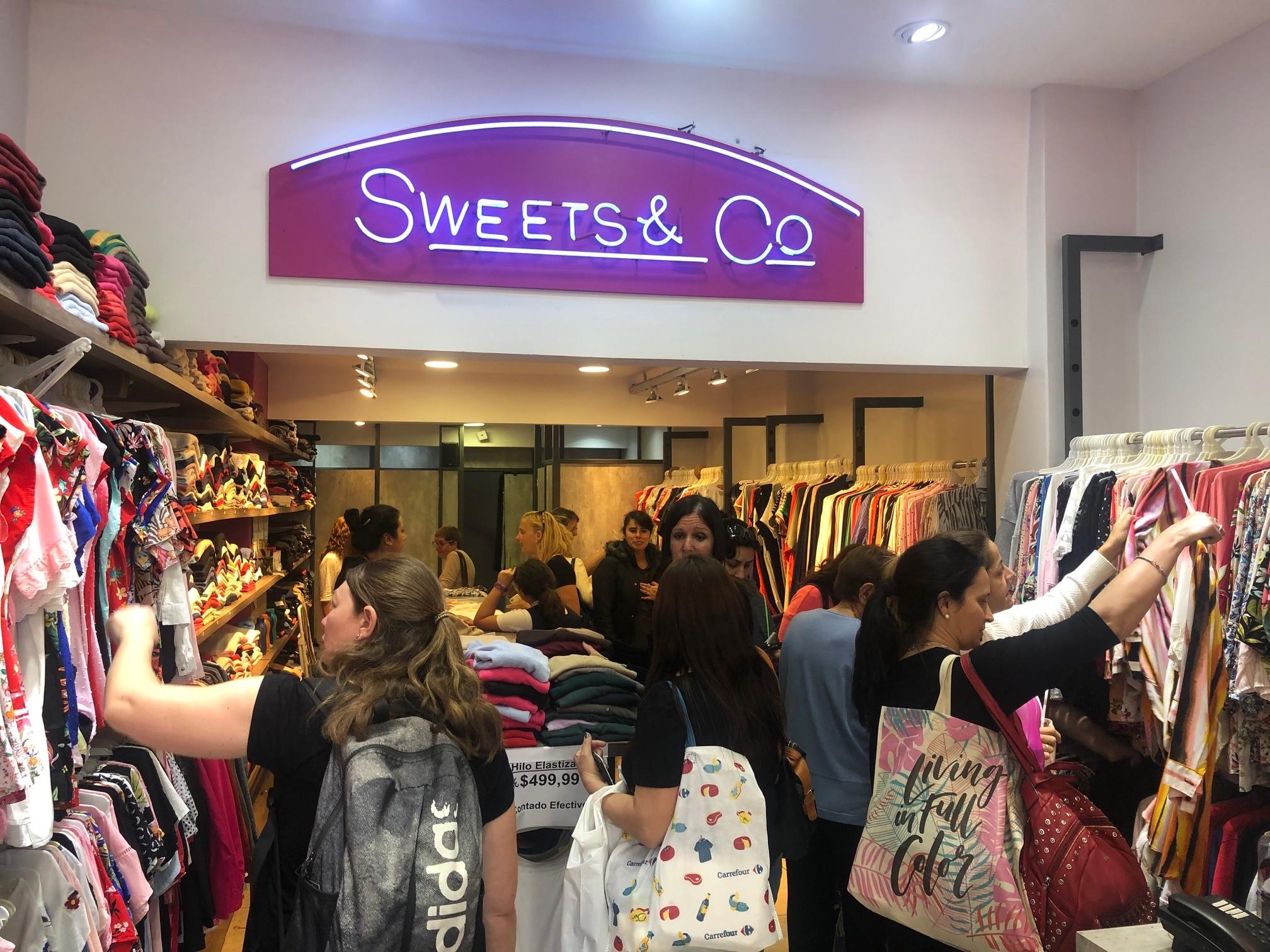 sweet y co1