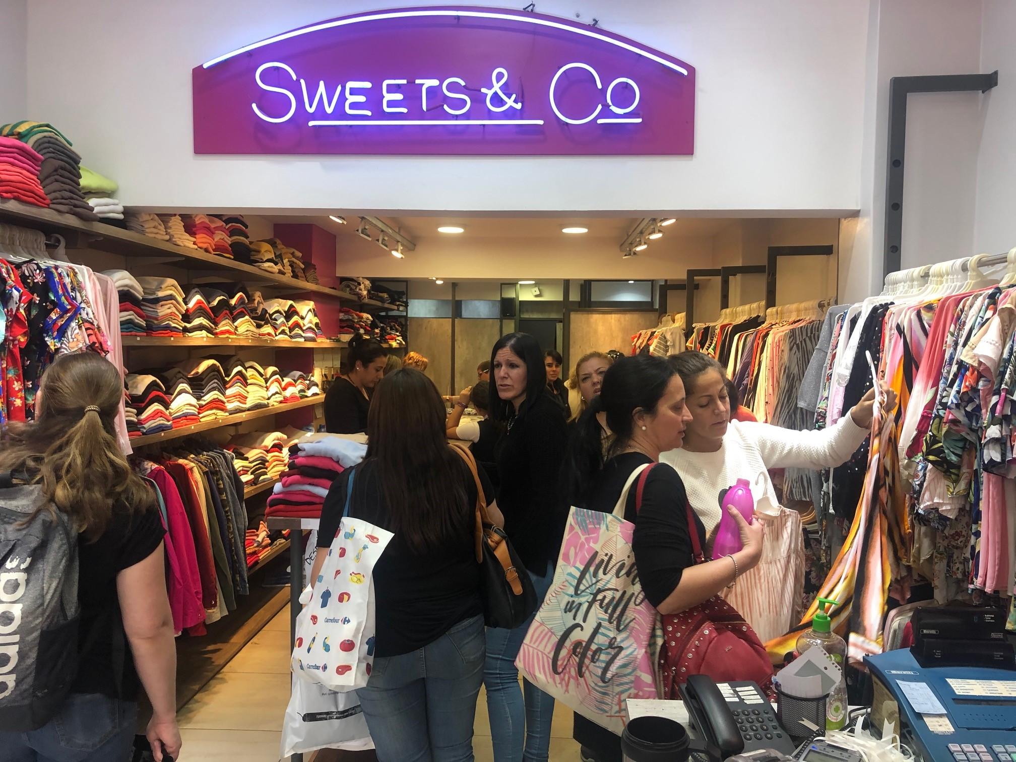 sweet y co2