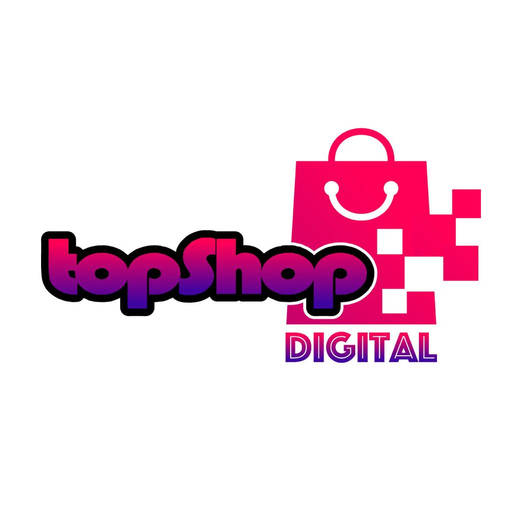 top shop digital logo